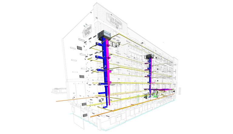 3D--MEP-BIM-Model-Commercial-Revit-Modeling-by-United-BIM