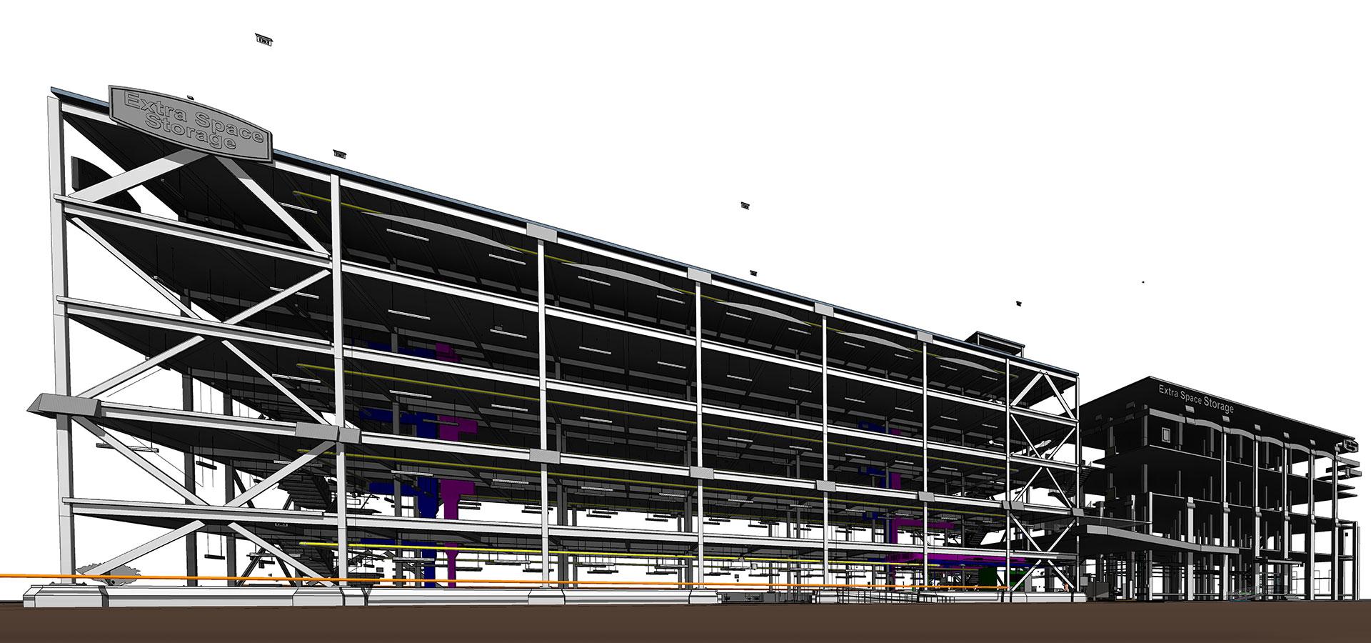 3D-Structure-MEP-BIM-Model-Commercial-Revit-Modeling-by-United-BIM