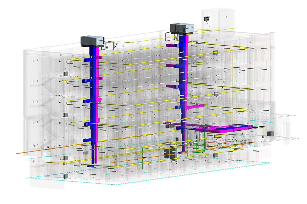 Extra-Space-Storage-MEPFP-Modeling-Services-by-United-BIM
