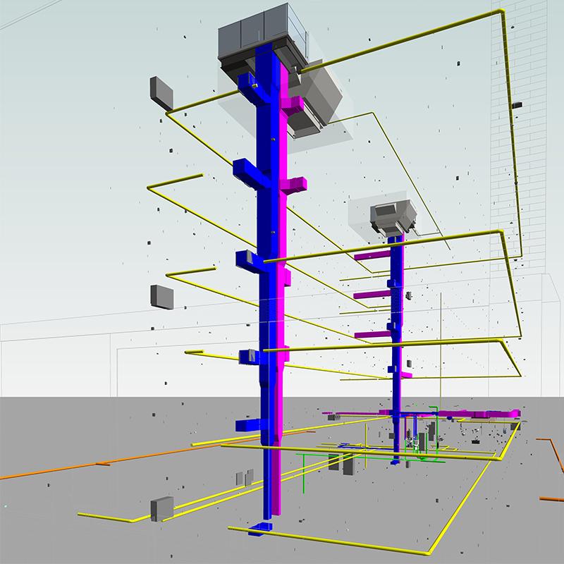 Revit-3D-MEP-BIM-Model-Commercial-Modeling-by-United-BIM