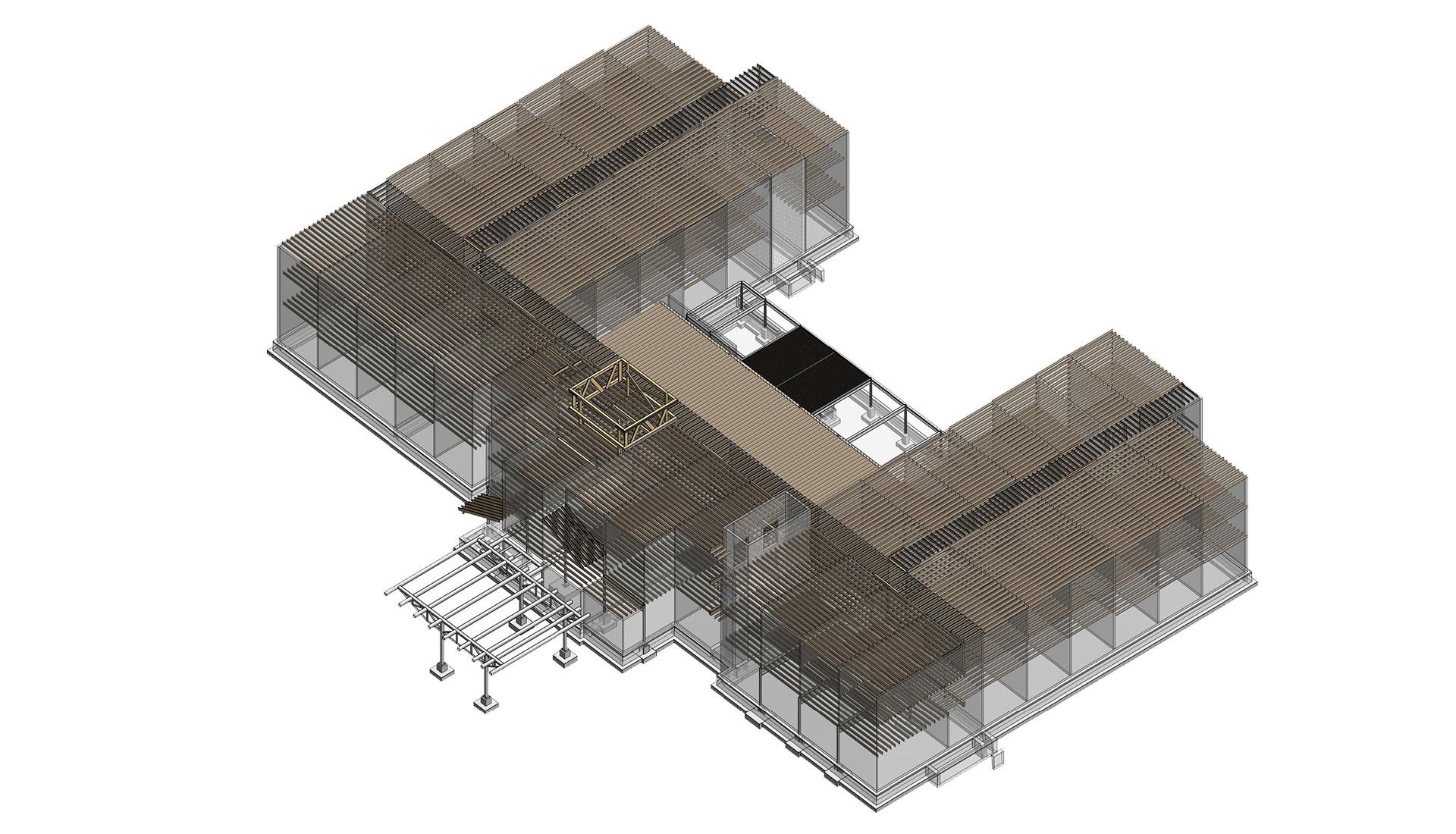 Image of BIM LOD (Level of Development)- 300- Detailed Design