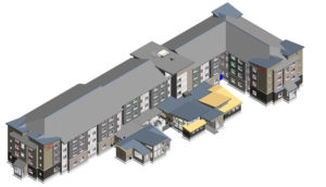 Image of Architectural BIM representing benefits of BIM