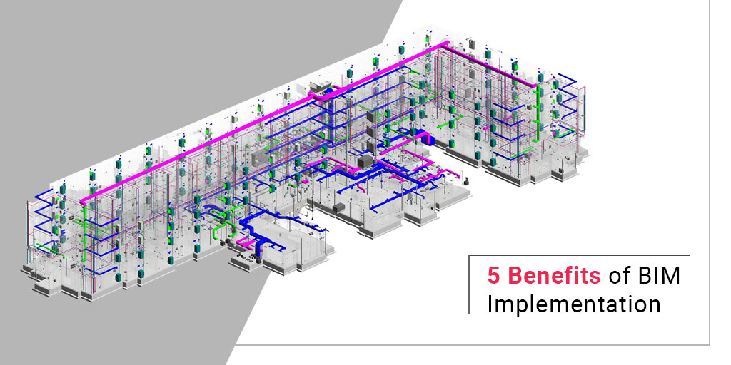 Benefits of BIM implementation- BIM Modeling services- blog by United-BIM