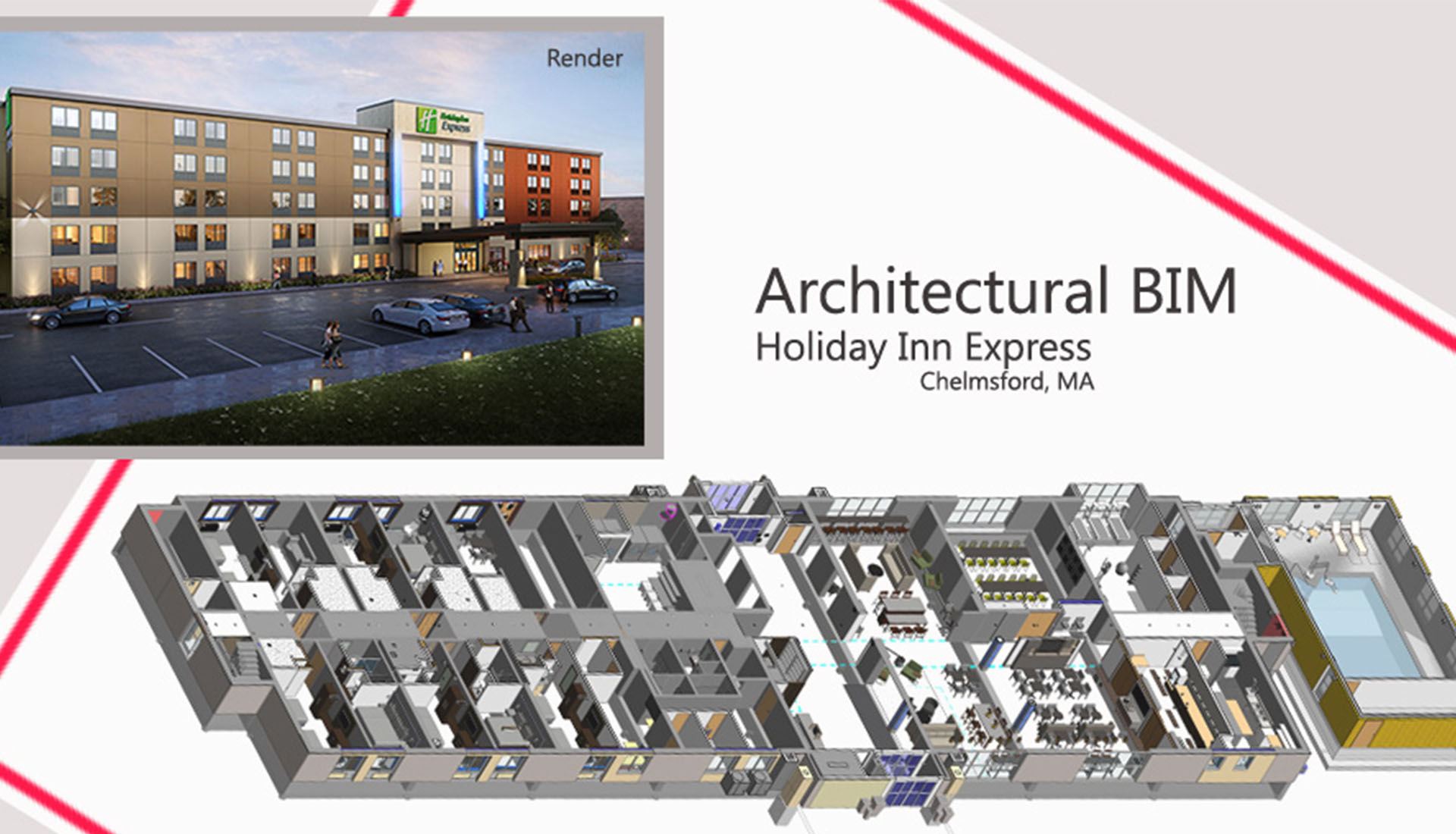 Architectural BIM- Holiday Inn