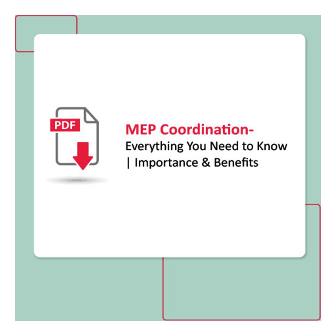 MEP Coordination-Download PDF