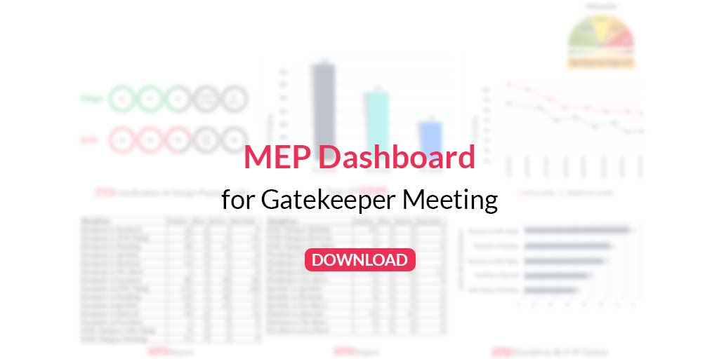 MEP-Dashboard-for Gatekeeper Meeting by United-BIM