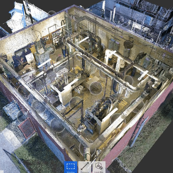 point cloud to BIM modeling-BIM Architectural modeling by United-BIM