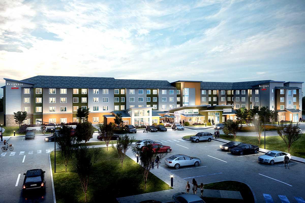 Residence-Inn-3D-Rendering-Services-by-United-BIM