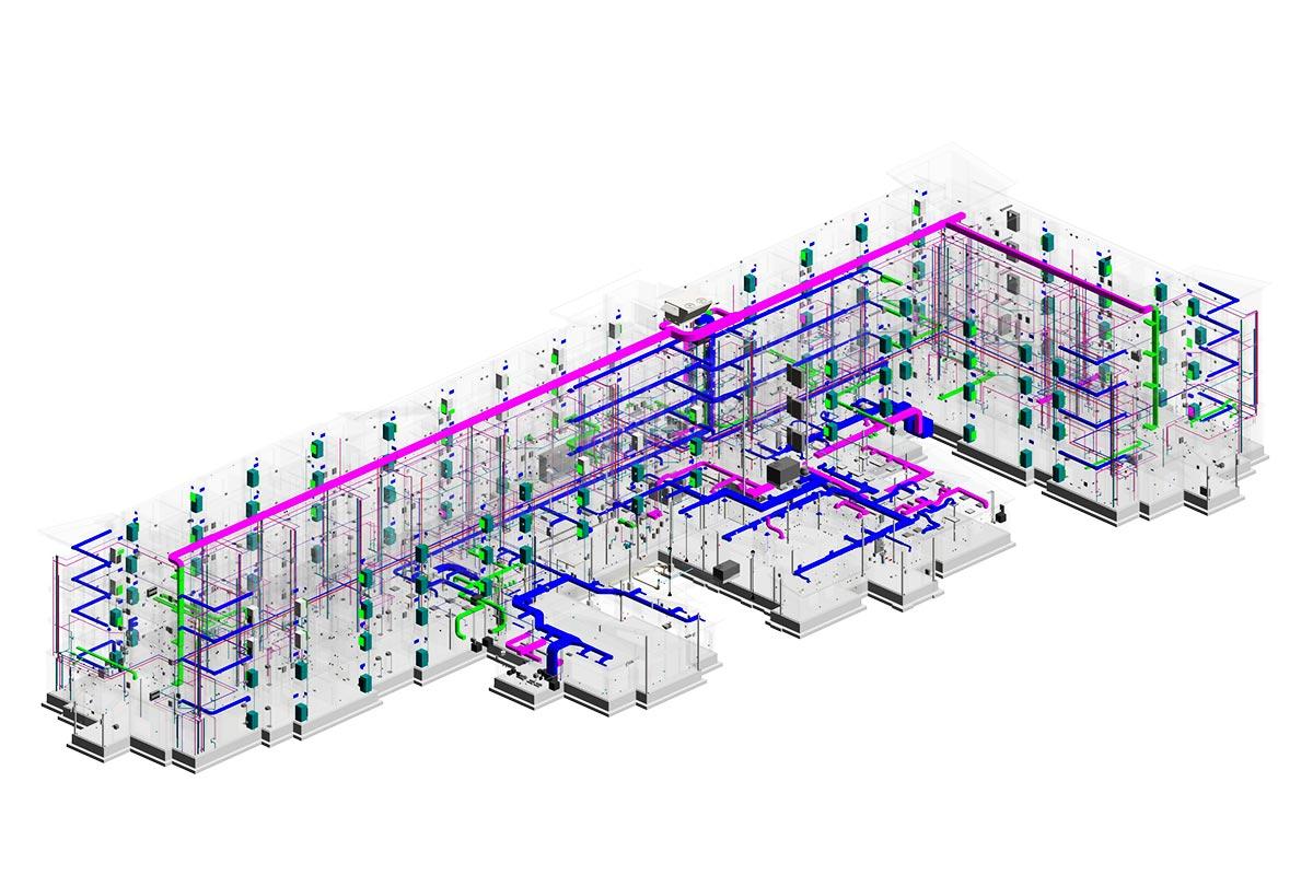 Residence-Inn-MEPFP-Modeling-Services-by-United-BIM