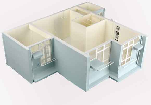 3D Printing-architecture-flat-BIM-Trends-in-AEC-2019