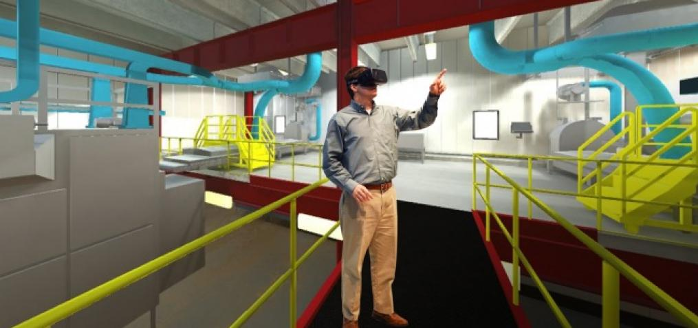 Augmented Reality_Virtual Reality AR_VR_BIM Trends in AEC 2019