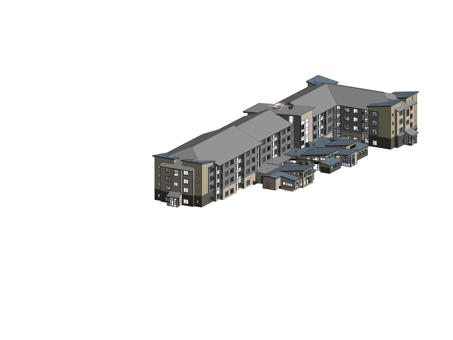 BIM-During-New-Construction-3D Modeling