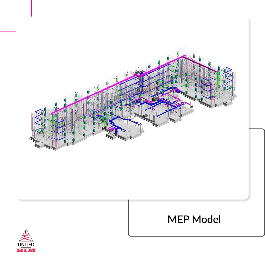 2. MEP-Model-BIM-During-New-Construction--3D--4D--5D-Modeling-SM