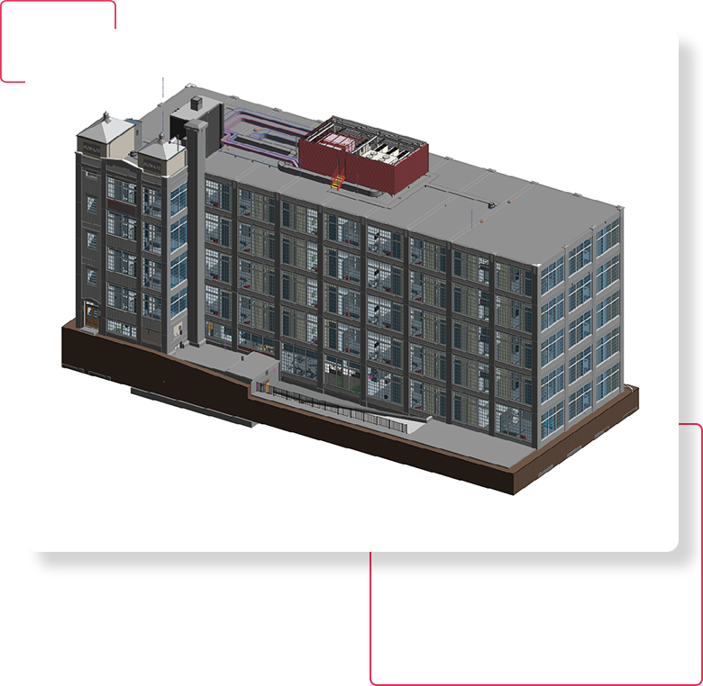Revit Modeling Services | 3D Revit Drafting Outsourcing