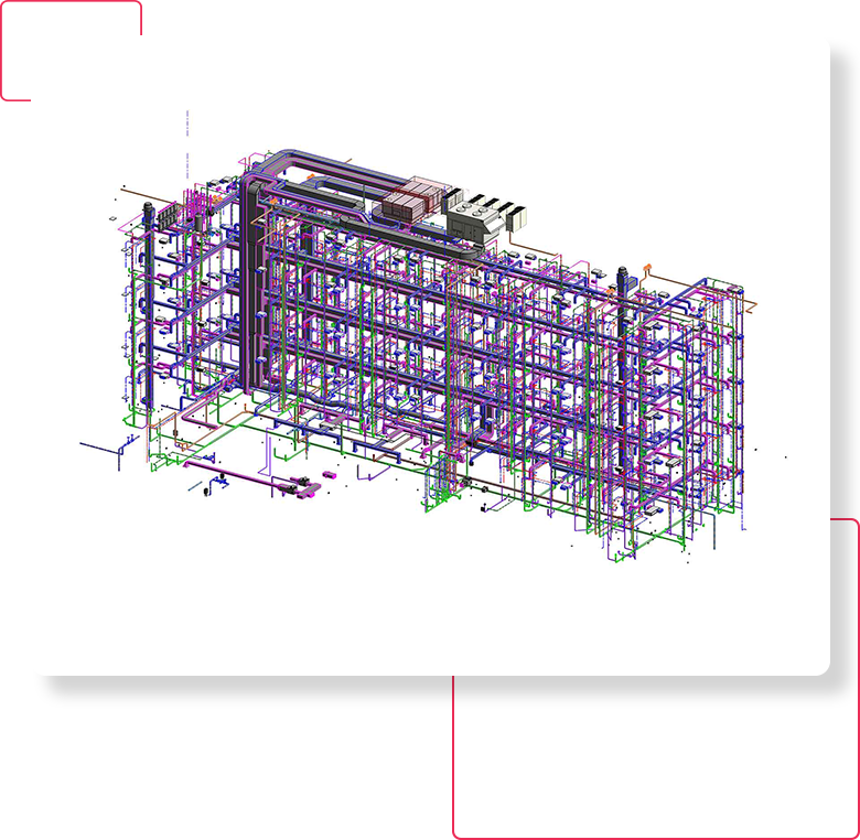3D Revit Drafting Outsourcing