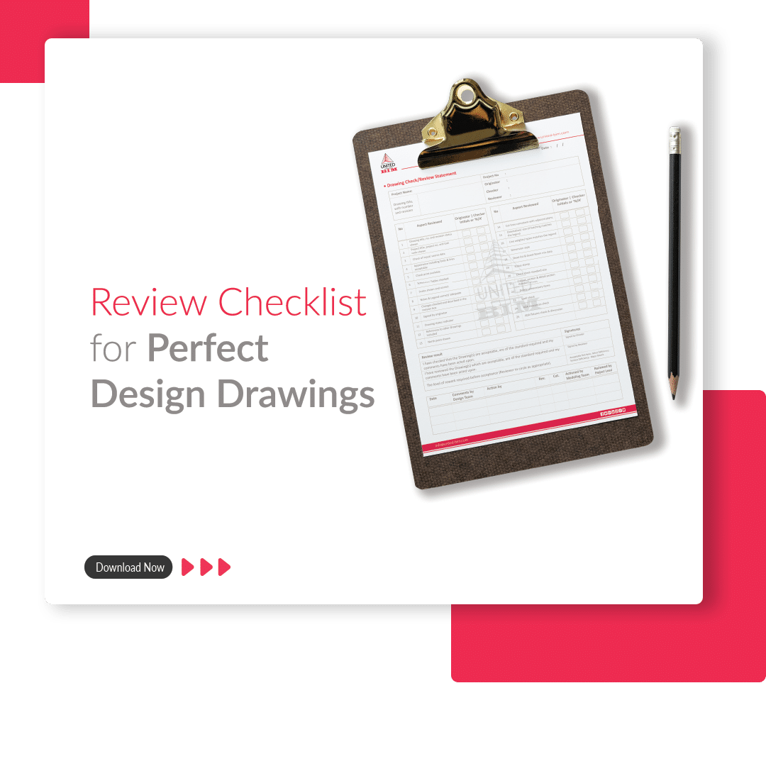 Review-Checklist-for-Perfect-Revit-Drawings-for-Quality-Control-by-United-BIM