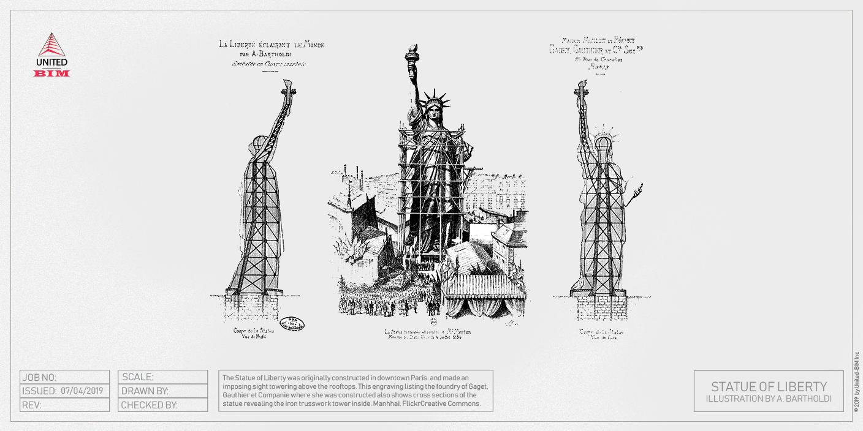 Statue-of-Liberty--Original-Sketch-by-A-Bartholdi--Art-Gallery-United-BIM