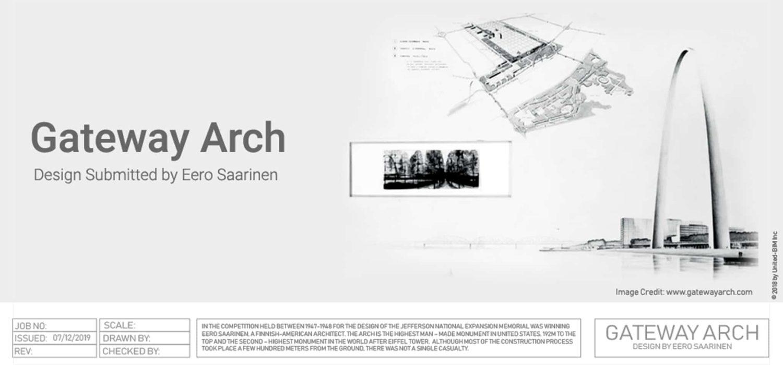 The-Gateway-Arch-Original-Design-Submitted-by-Eero-Saarinen