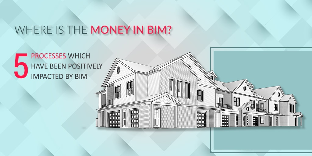 Money in BIM_Impact of BIM in 5 Construction Processes- Blog by United-BIM