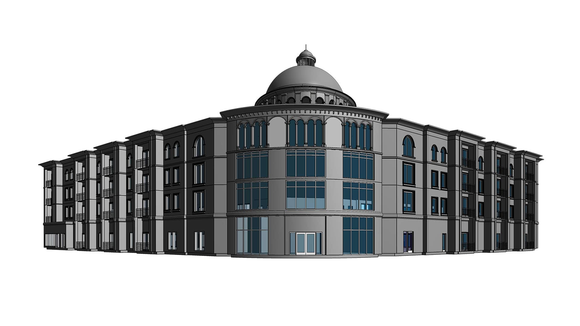 Remodeling project- Application of BIM
