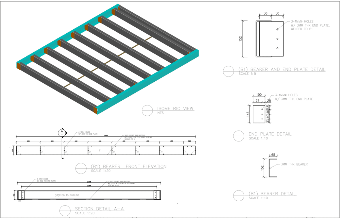 Shop Drawing for Fabrication- Facilitated by BIM