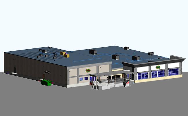 Patidar-House-Architectural-BIM-Services in Massachusetts