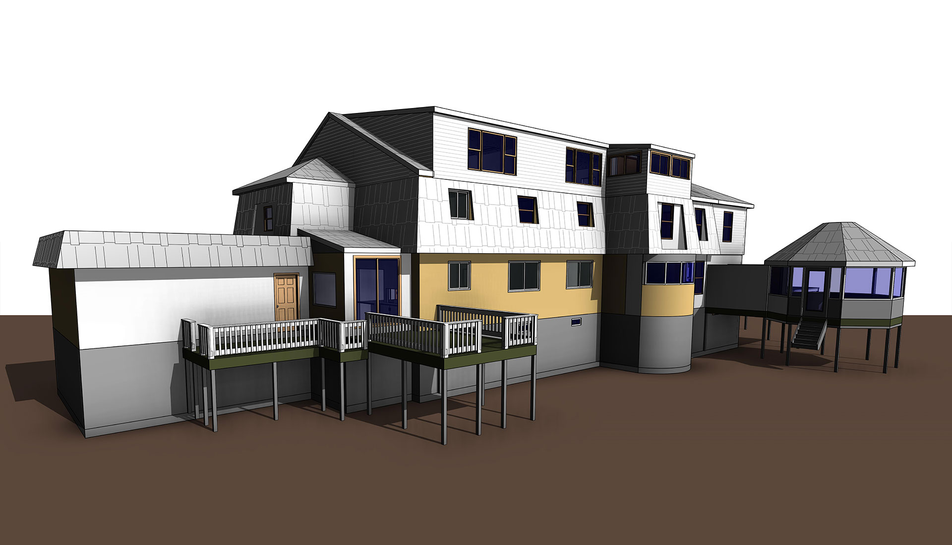 3D-Architectural-BIM-Model_Residential-Project_Revit-Modeling-Project-by-United-BIM