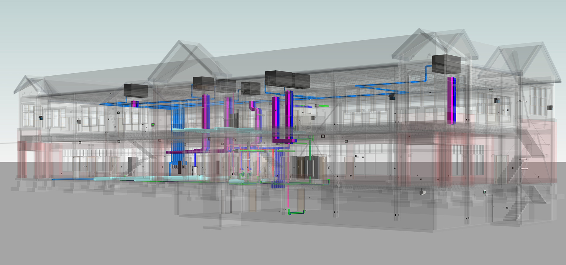 3D-Architecture-MEP-BIM-Model-Revit-Modeling-by-United-BIM