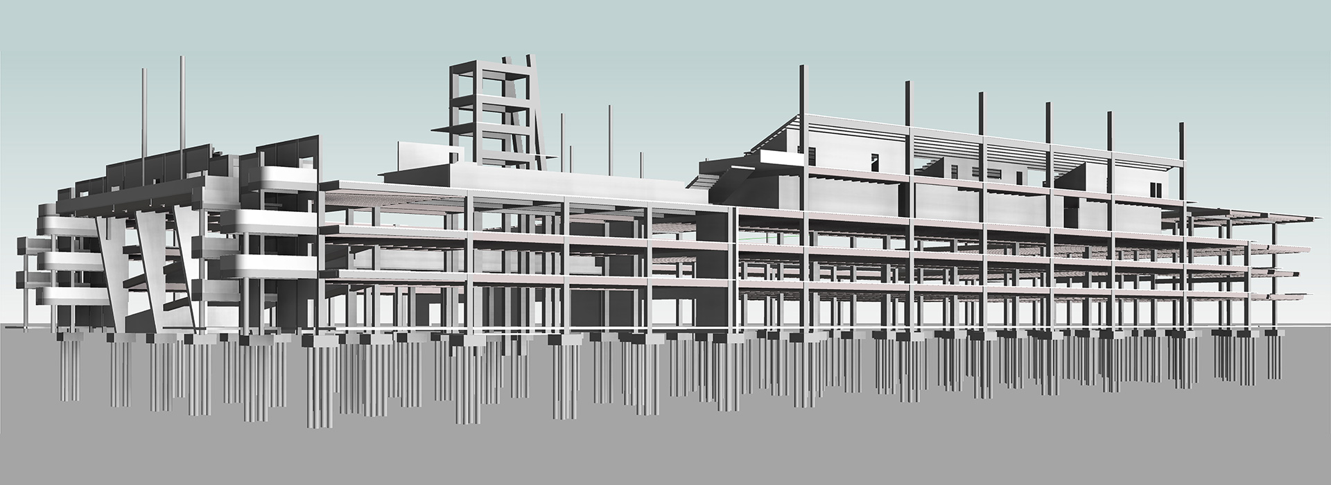 3D-Structural-BIM-Model-Commercial-Revit-Modeling-by-United-BIM