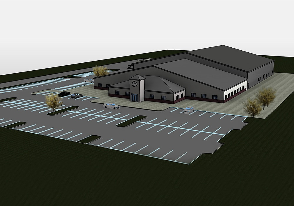 Architectural-3D-Revit-Model_Manufacturing-Facility_Industrial-Project_Delivery-Model_United-BIM