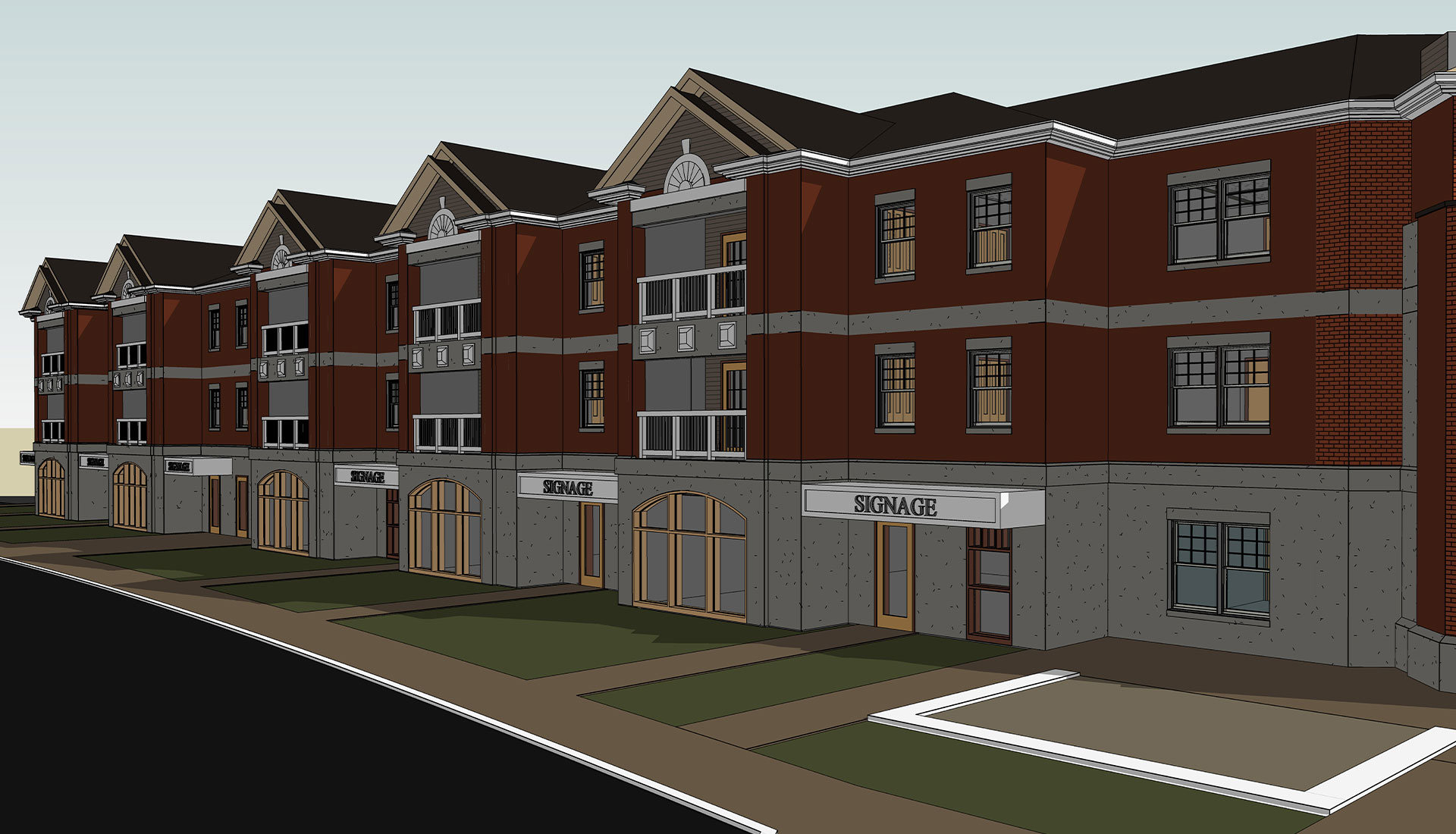 Architectural-BIM-Model_Residential-Project_Revit-Modeling-by-United-BIM