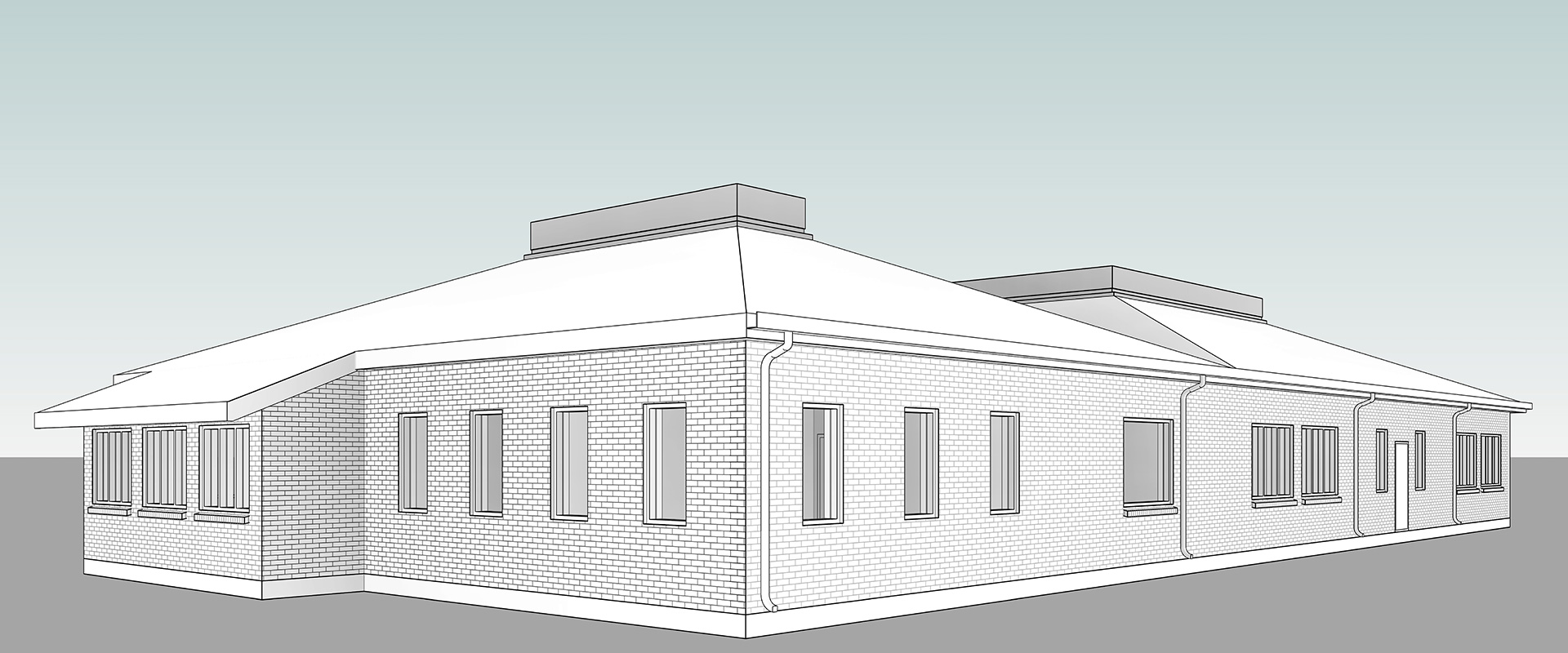 Architectural_Revit_Modeling_Birken_Inspection-Lab_BIM_Project_by_United-BIM