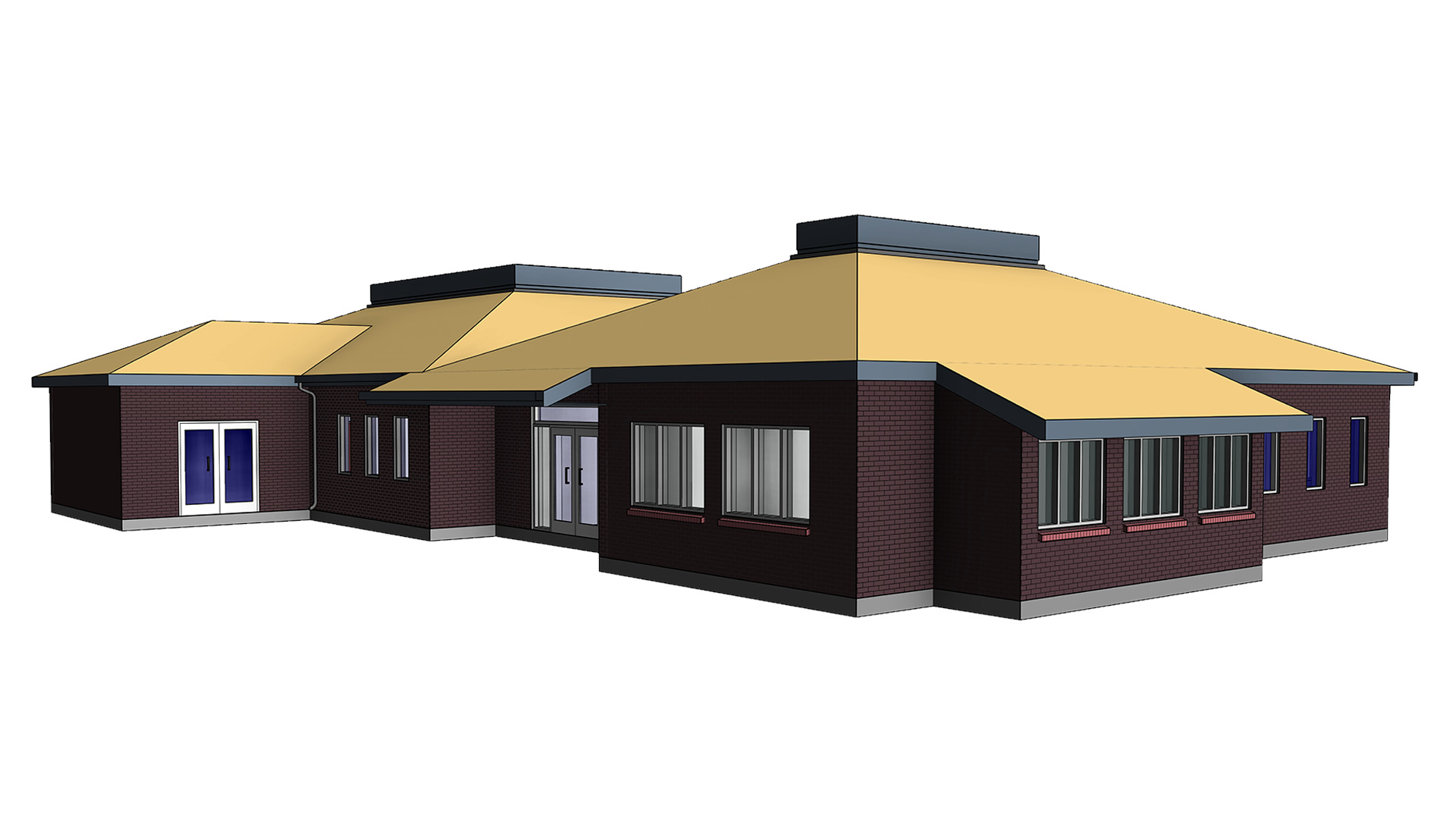 Architectural_Revit_Modeling_Birken_Inspection_Lab_Commercial_Project_by_United-BIM