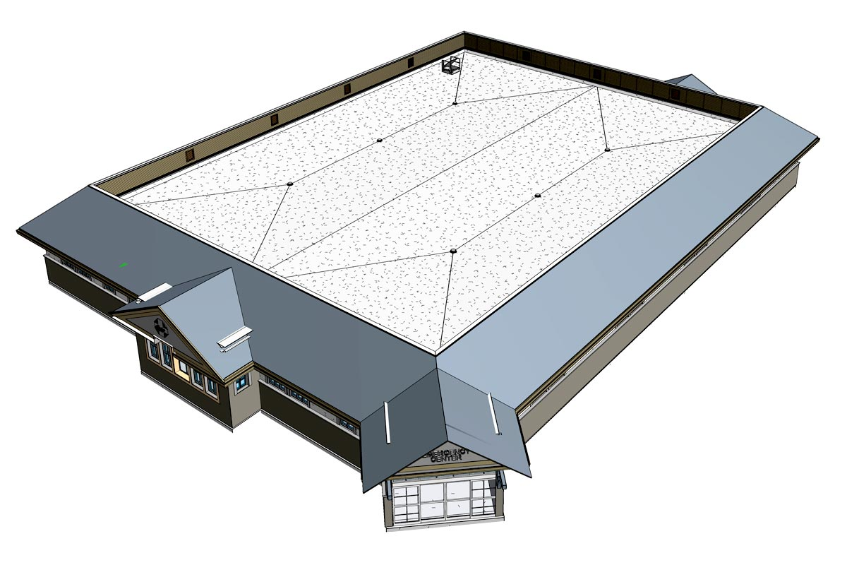 Backus-Hospital-Architectural-Modeling-Services-by-United-BIM.