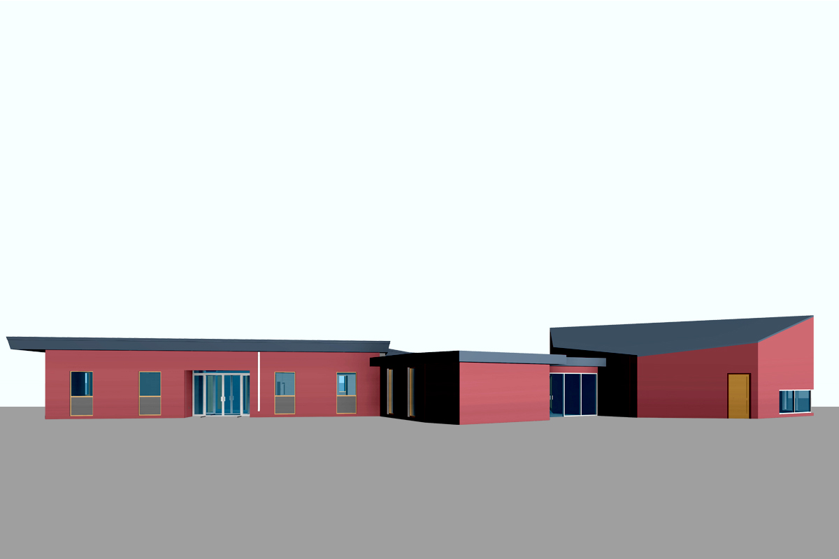 Bloomfield-Methodist-Church-Architectural-Modeling-Services-by-United-BIM.