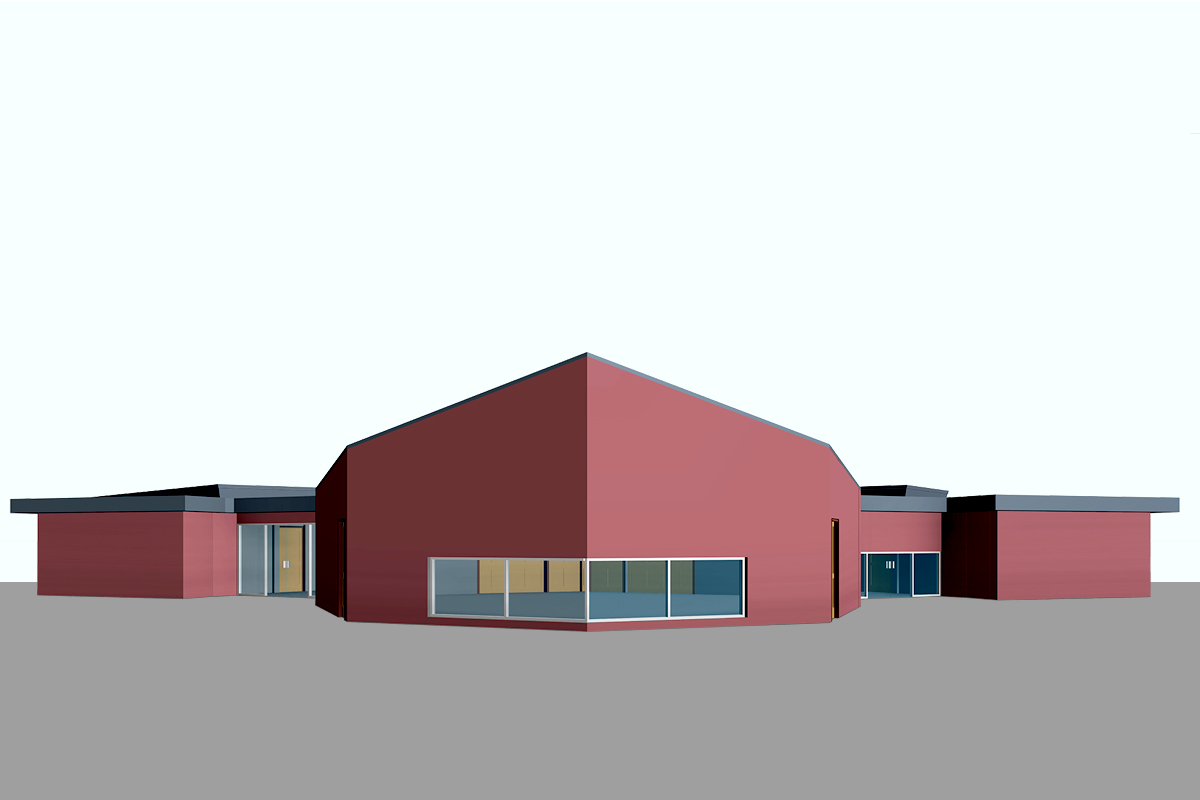 Bloomfield-Methodist-Church-Architectural-Modeling-Services-by-United-BIM