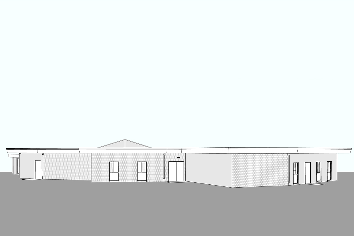 Bloomfield-Methodist-Church-Architectural-Modeling-Services-by-United-BIM_