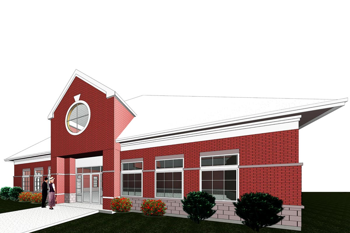 Chapman-Clubhouse-Architectural-Modeling-Services-by-United-BIM
