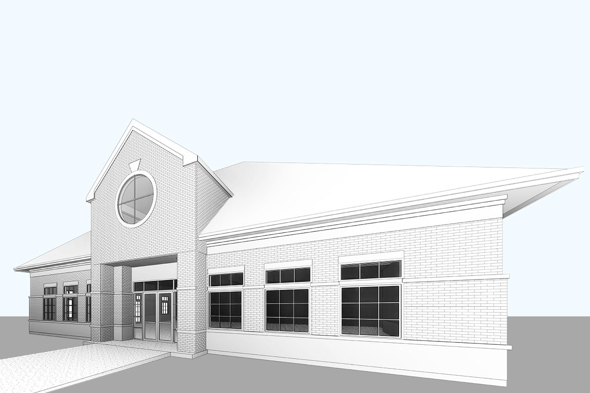 Chapman-Clubhouse-Architectural-Modeling-Services-by-United-BIM_