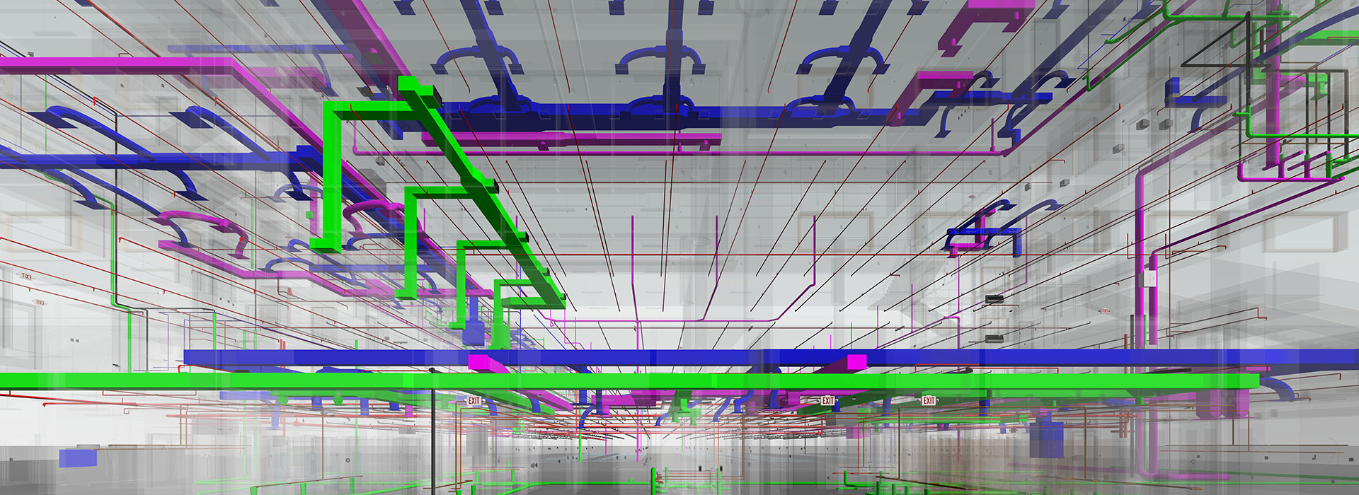 Inside-Section-View-of-3D-MEP-BIM-Model-Commercial-Revit-Modeling-by-United-BIM