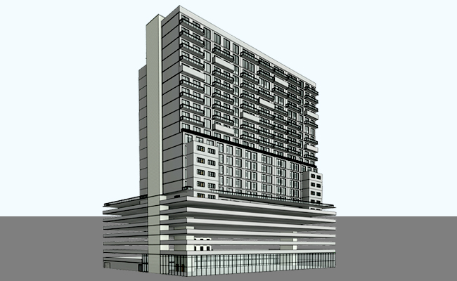 Park-Avenue-Complex-Architectural-Modeling-Services-by-United-BIM_