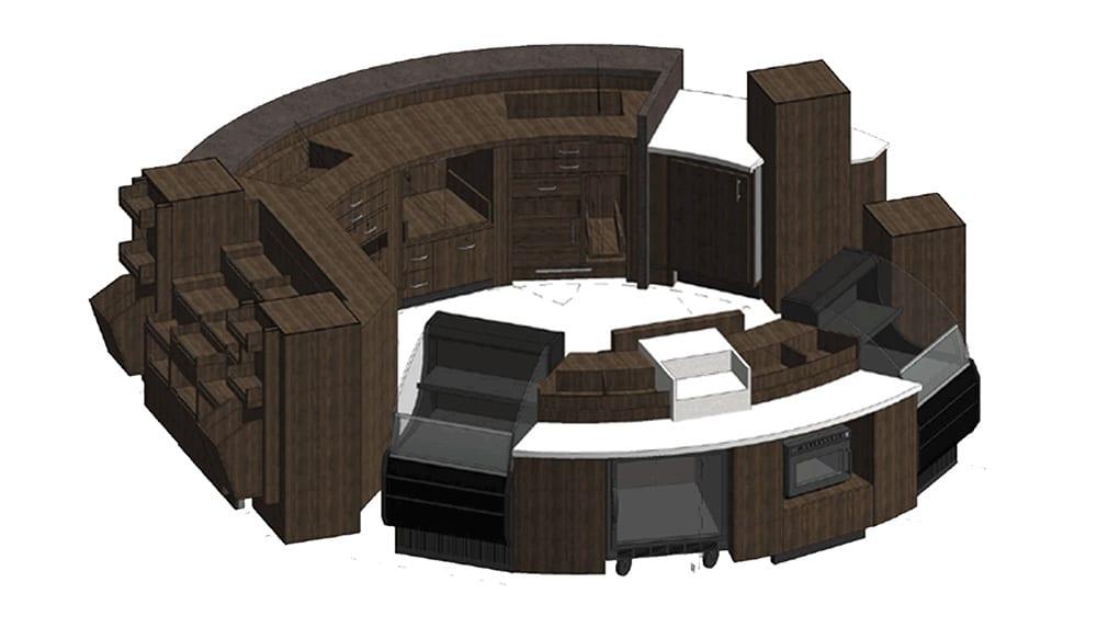 Reception-Desk-of-Hotel_Revit-Family-Creation_BIM-Services-by-United-BIM