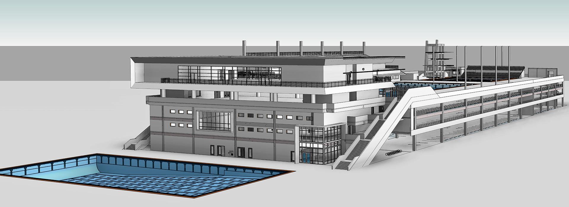 Revit--3D-Architectural-BIM-Model-Commercial-Modeling-by-United-BIM