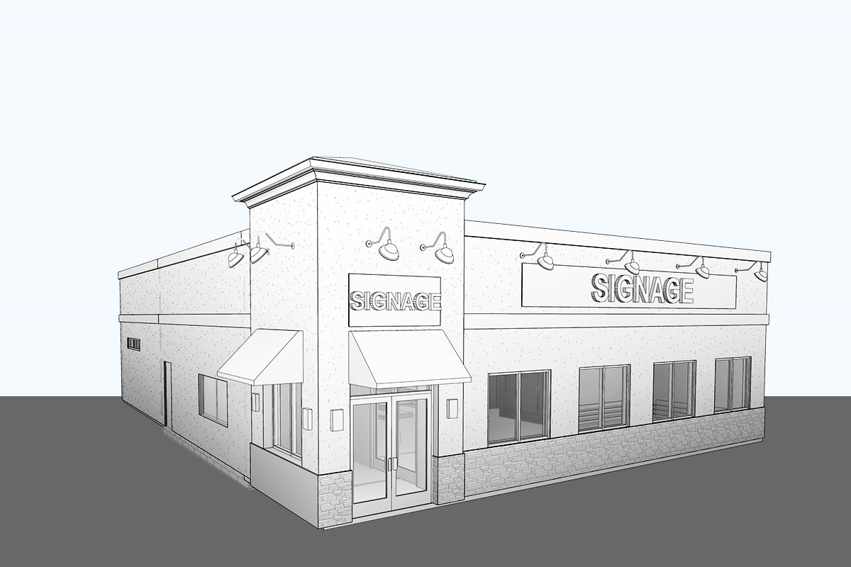 Route-66-Package-Store-Architectural-Modeling-Services-by-United-BIM