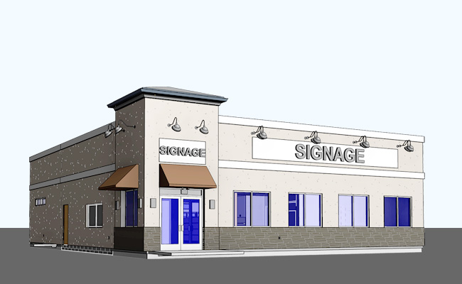 Route-66-Package-Store-Architectural-Modeling-by-United-BIM