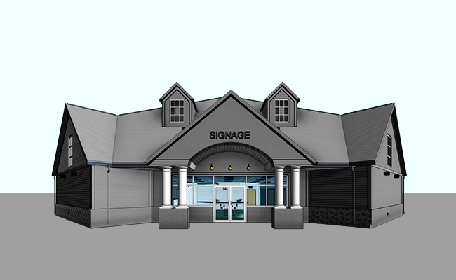 Shell-Gas-Station-Architectural-Modeling-Services-by-United-BIM
