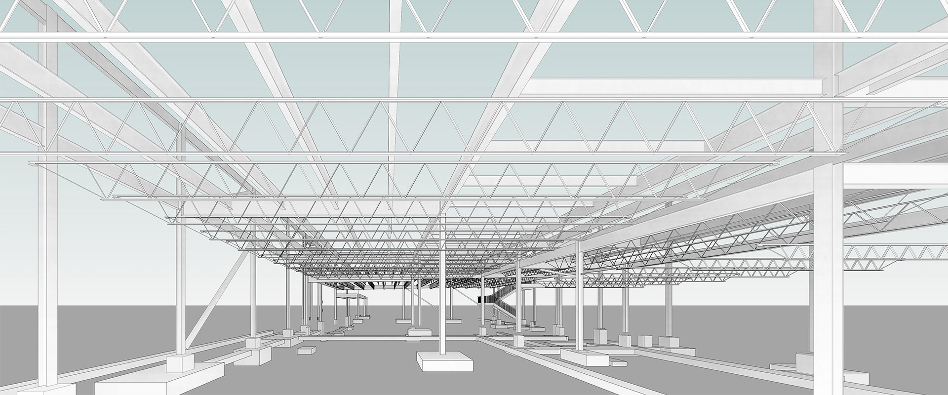 Structural_Revit_Modeling_Aerospace-BIM-Project_by_United-BIM