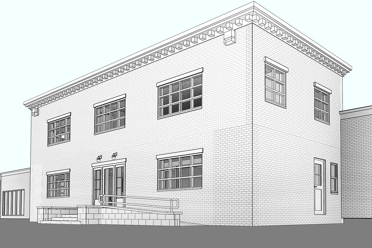 Tolland-Road-Office-Building-Architectural-Modeling-Services-by-United-BIM.