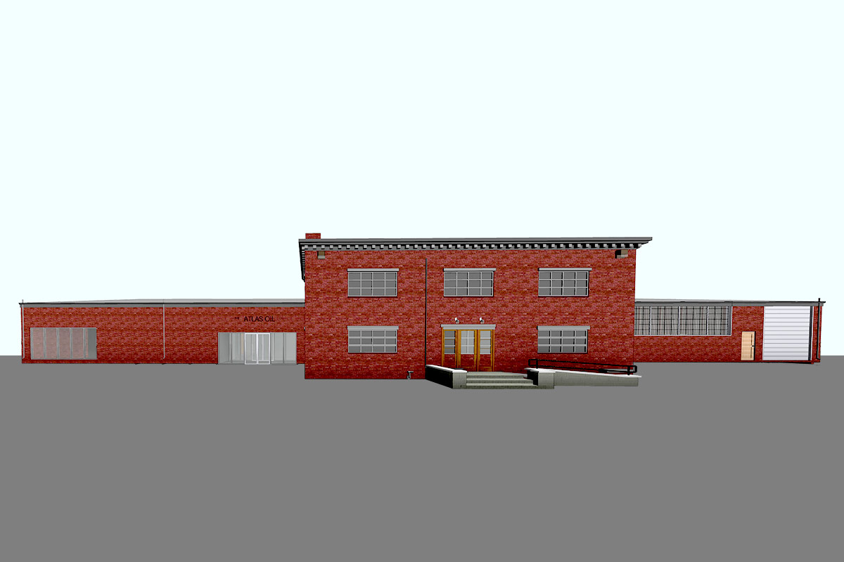 Tolland-Road-Office-Building-Architectural-Modeling-Services-by-United-BIM