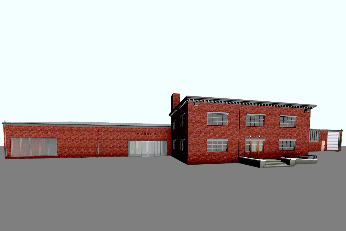 Tolland-Road-Office-Building-Architectural-Modeling-Services-by-United-BIM_